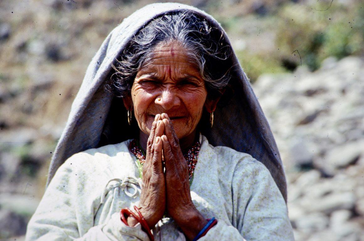Vorfreude auf Nepal.